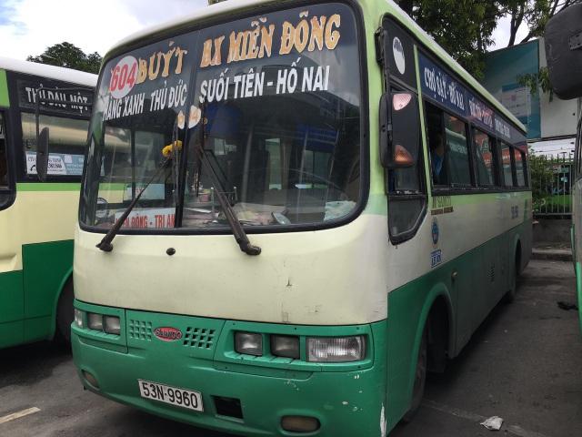 Tạm ngưng 5 tuyến buýt từ Đồng Nai đi TPHCM - 1