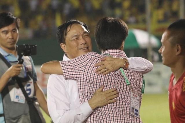 4 đội được đặc cách dự V-League đều muốn dừng giải đấu - 1