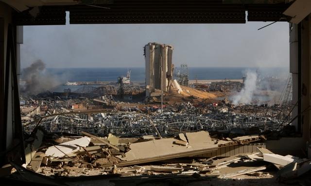 """Vụ nổ Beirut: """"Giọt nước tràn ly"""" thổi bùng cơn thịnh nộ của người Li Băng - 1"""