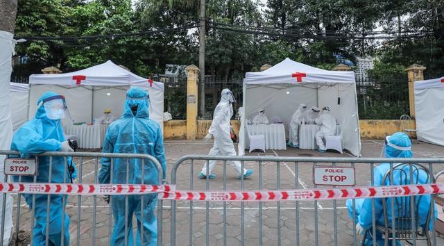Ca bệnh Covid-19 thứ 10 tại Việt Nam tử vong - 1