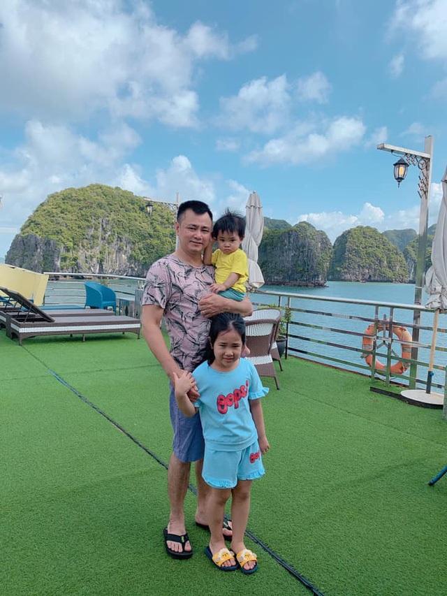 Gia đình hạnh phúc của NSND Tự Long - 14