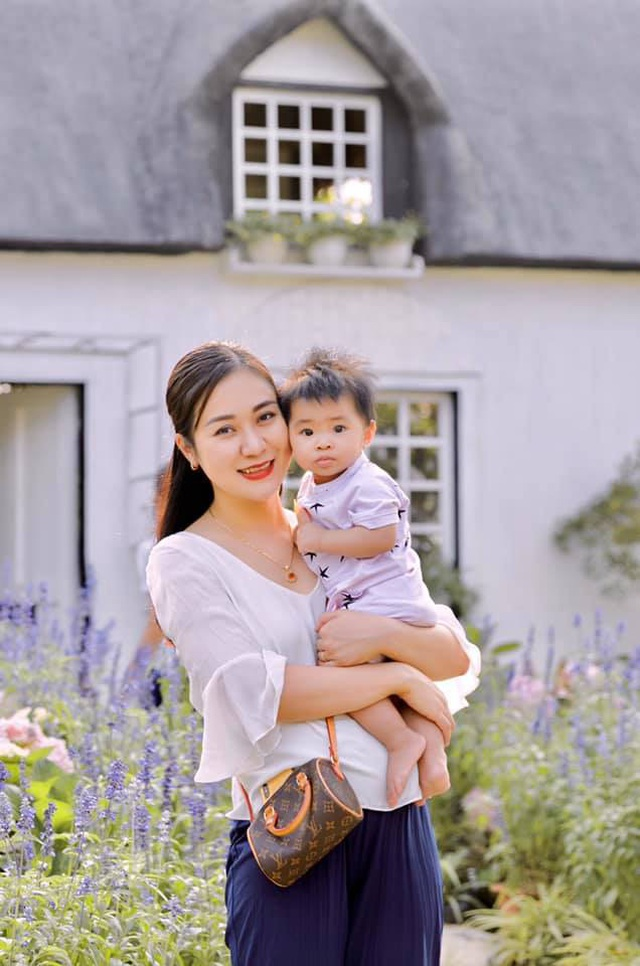 Gia đình hạnh phúc của NSND Tự Long - 4