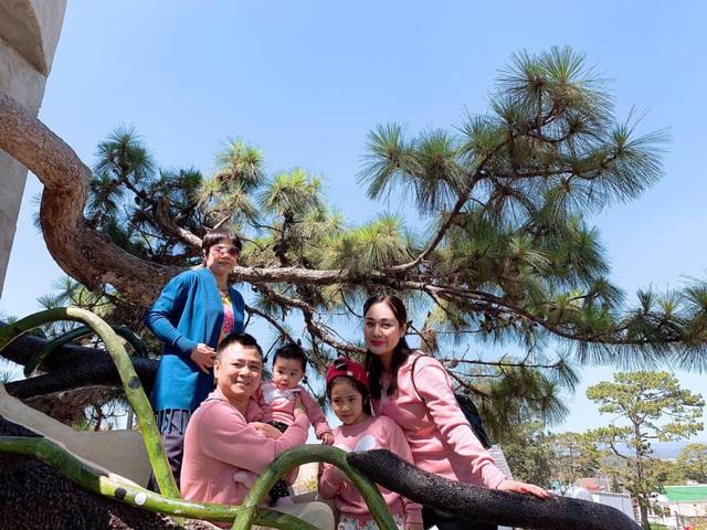 Gia đình hạnh phúc của NSND Tự Long - 6