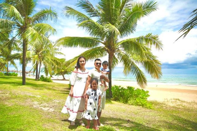 Gia đình hạnh phúc của NSND Tự Long - 9