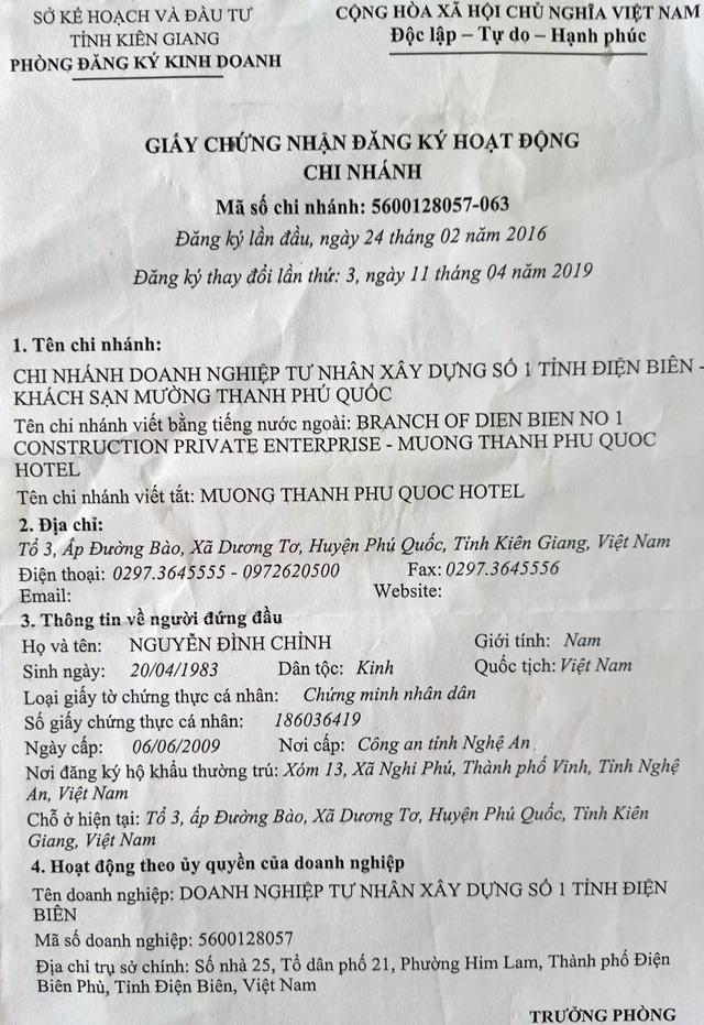 Sở Xây dựng nói gì về sai phạm tại Khách sạn Mường Thanh Phú Quốc? - Ảnh 3