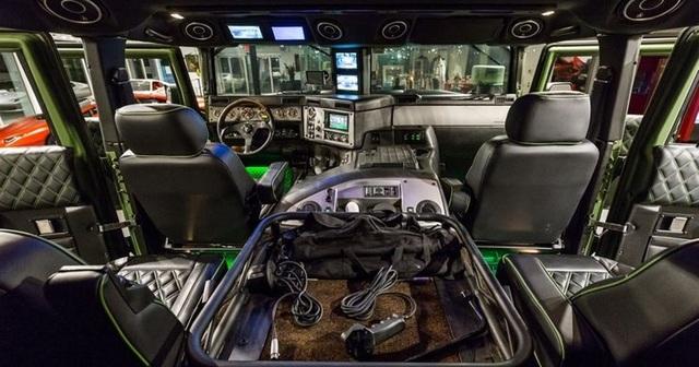 Diện kiến chiếc Hummer đắt nhất nước Mỹ - 2