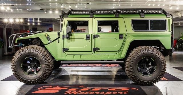 Diện kiến chiếc Hummer đắt nhất nước Mỹ - 1
