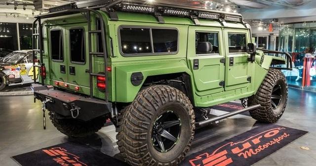 Diện kiến chiếc Hummer đắt nhất nước Mỹ - 4