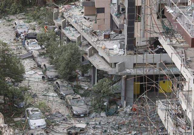 """Li Băng cho ủy ban điều tra 4 ngày tìm """"thủ phạm"""" vụ nổ - 1"""
