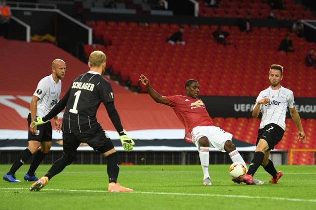 Nhìn lại chiến thắng nhọc nhằn của Man Utd trước LASK - 8