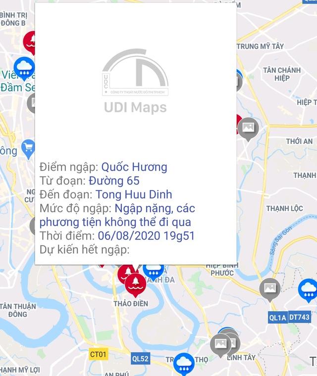Mưa tối trời, Sài Gòn ngập nặng, kẹt xe đến tận nửa đêm - 3