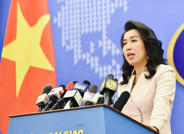 Việt Nam phản đối Trung Quốc xây dựng mạng lưới do thám Biển Đông - 1