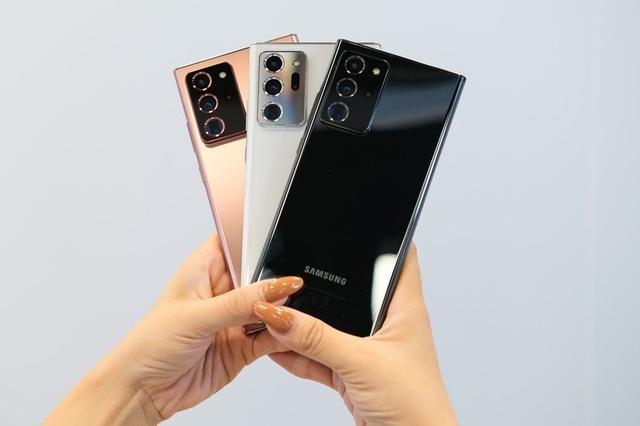 Thực tế bộ đôi Galaxy Note20 và Note20 Ultra tại Việt Nam - 6