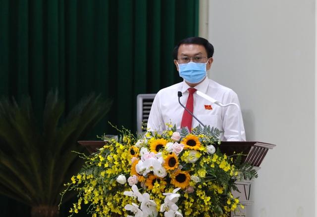 TPHCM: Ông Lâm Đình Thắng tái đắc cử Bí thư quận 9 - 3