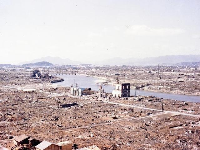 Ký ức ám ảnh của người sống sót sau vụ ném bom nguyên tử Hiroshima - 2