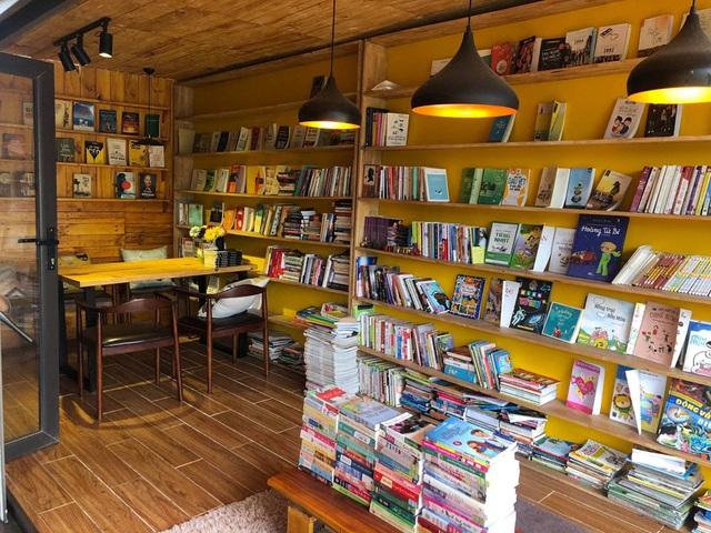 9X cãi lời mẹ, mượn tiền xây dựng thư viện sách miễn phí - 5