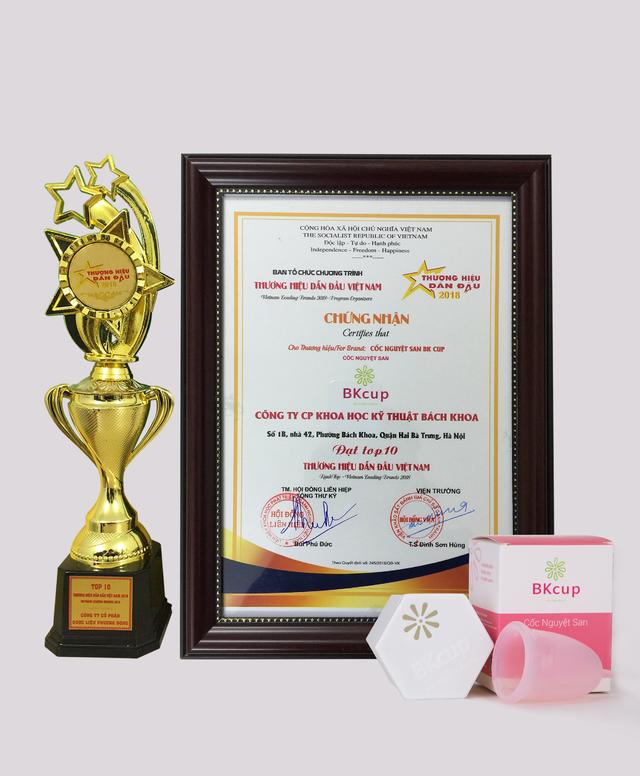 Việt Nam chế tạo thành công cốc nguyệt san chuyên biệt cho phụ nữ Việt - 3