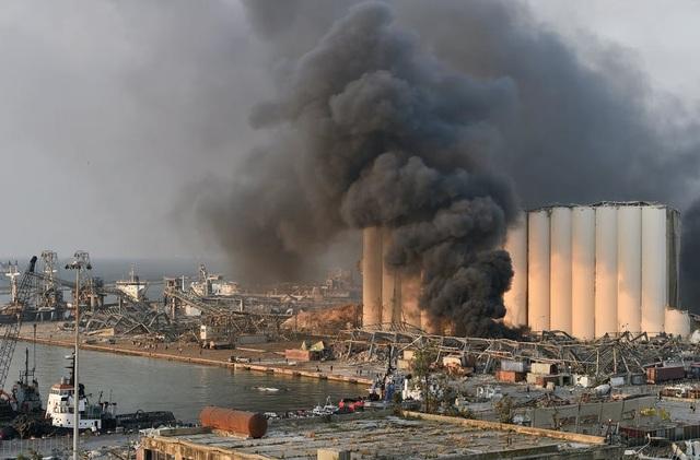 Hóa chất gây nổ ở Beirut - ammonium nitrate - là gì? - 1
