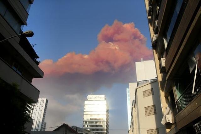 Hóa chất gây nổ ở Beirut - ammonium nitrate - là gì? - 4