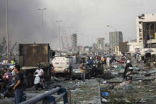 Hóa chất gây nổ ở Beirut - ammonium nitrate - là gì? - 5