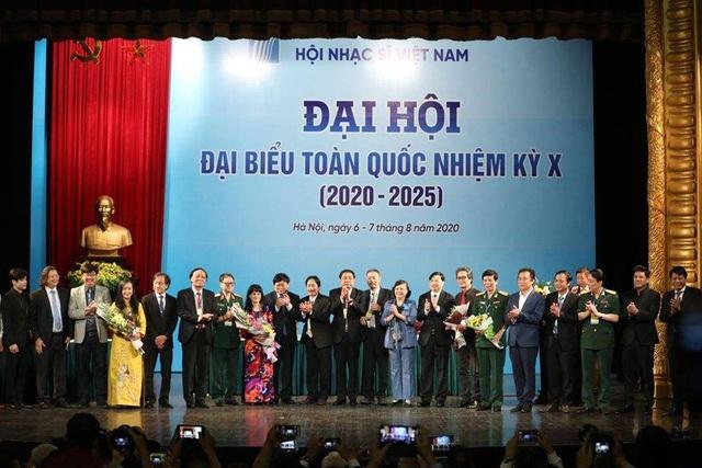 Nhạc sĩ Đỗ Hồng Quân tái đắc cử Chủ tịch Hội Nhạc sĩ Việt Nam - 3