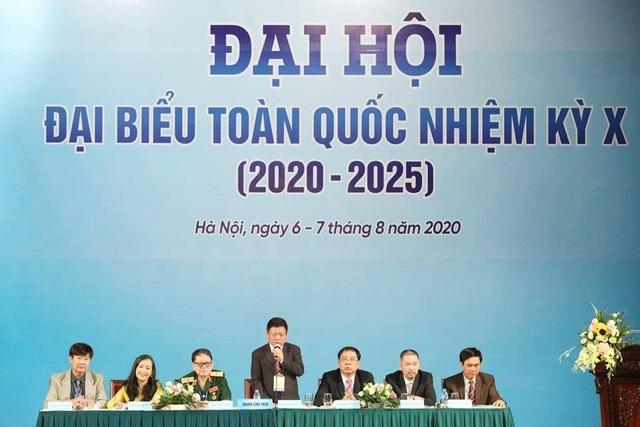 Nhạc sĩ Đỗ Hồng Quân tái đắc cử Chủ tịch Hội Nhạc sĩ Việt Nam - 1