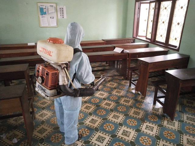 Gia Lai: Toàn tỉnh chung tay vì một kỳ thi tốt nghiệp THPT an toàn - 1