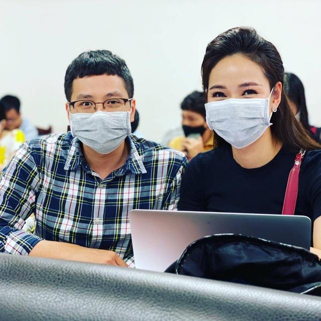 Loạt sao Việt, BTV đồng loạt hưởng ứng chiến dịch đeo khẩu trang của WHO - 3