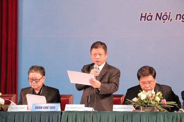Nhạc sĩ Đỗ Hồng Quân tái đắc cử Chủ tịch Hội Nhạc sĩ Việt Nam - 2