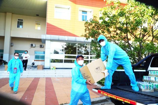"""Bệnh viện Đa khoa Trung ương Quảng Nam """"kêu cứu"""" vì thiếu đồ bảo hộ - 2"""