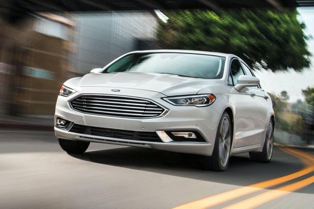 Mỹ: Ford khai tử mẫu sedan cuối cùng trong danh mục sản phẩm - 1
