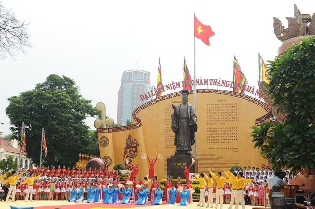 Nhiều hoạt động kỷ niệm 1010 năm Thăng Long - Hà Nội - 1
