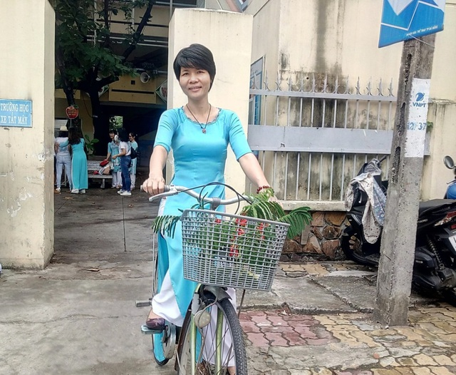Ấm áp bức thư cô Phó Hiệu trưởng ở Đà Nẵng viết cho con trai thi rớt lớp 10 - 1