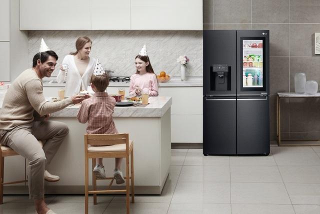 3 nguyên tắc chọn tủ lạnh cho gia đình đông thành viên - 1