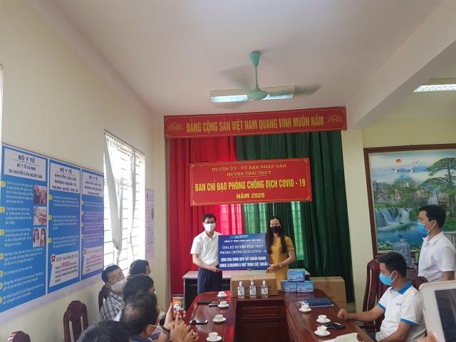 Hòa Phát ủng hộ TP. Đà Nẵng, tỉnh Quảng Nam và Quảng Ngãi 6 tỷ đồng phòng chống dịch Covid-19 - 1