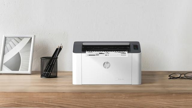 HP Laser 107a, in ấn tại nhà, chẳng cần đi xa - 2