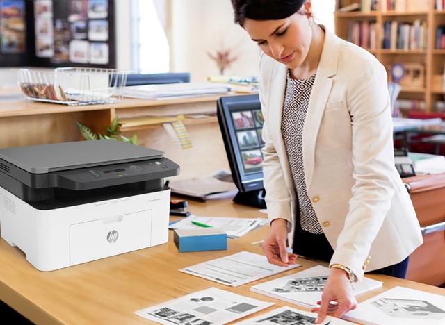 HP Laser 107a, in ấn tại nhà, chẳng cần đi xa - 3