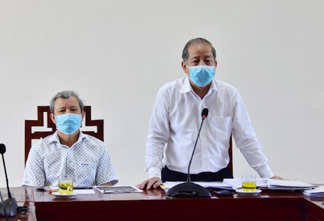 Thừa Thiên Huế chi viện 40 y bác sĩ hỗ trợ chống dịch Covid-19 ở Đà Nẵng - 1