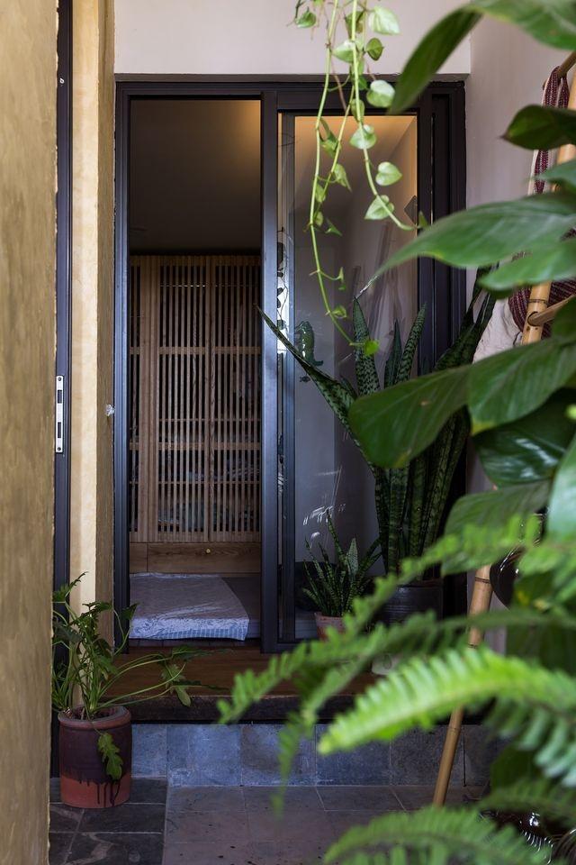 """""""Chơi lớn"""" đập bỏ 1 phòng ngủ, vợ chồng ở Hà Nội có nhà đẹp bất ngờ - 11"""
