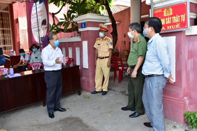Thừa Thiên Huế chi viện 40 y bác sĩ hỗ trợ chống dịch Covid-19 ở Đà Nẵng - 2