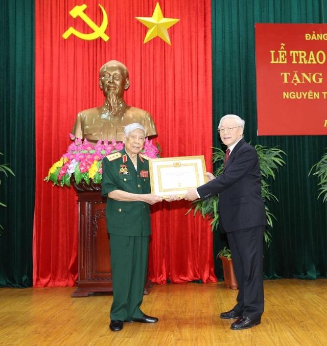 Nguyên Tổng Bí thư Lê Khả Phiêu nói về chuyện nhân sự trước Đại hội Đảng - 1
