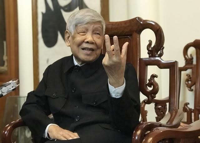 Nguyên Tổng Bí thư Lê Khả Phiêu nói về chuyện nhân sự trước Đại hội Đảng - 2