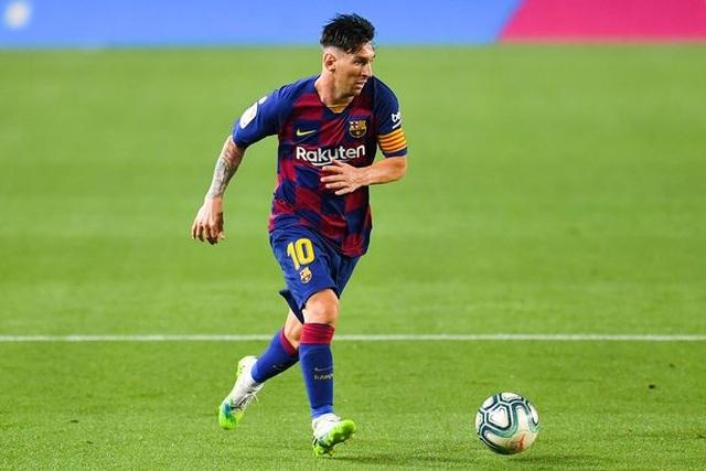 Barcelona tin tưởng đội nhà đánh bại Napoli nhờ tài năng của Messi - 2