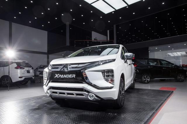 Mitsubishi Xpander đạt mốc 30.000 sau 2 năm ra mắt - 1