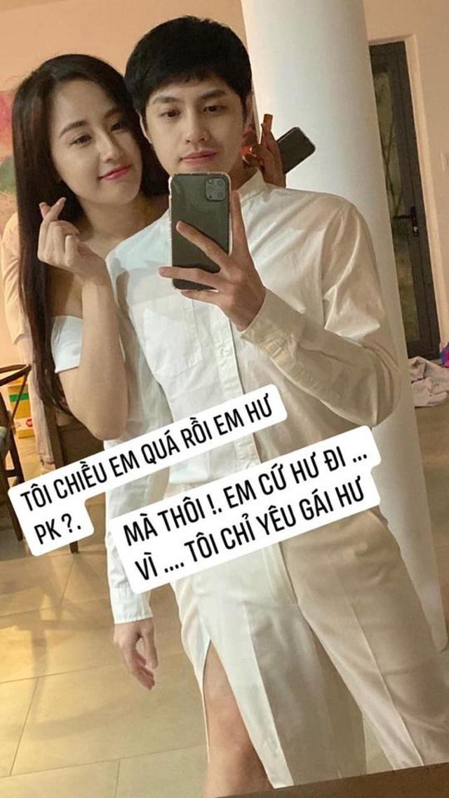 """Noo Phước Thịnh """"thả thính"""" Mai Phương Thúy gây bão mạng - 1"""