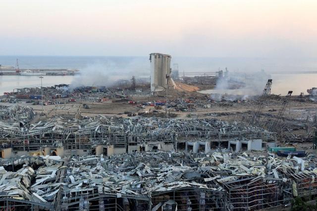 Li Băng bắt 16 người liên quan tới vụ nổ thảm khốc làm 145 người chết - 1