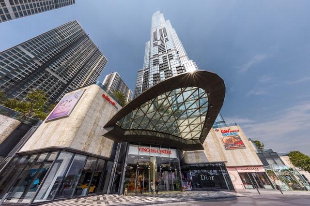 Vinhomes, Vincom Retail tiếp tục là thương hiệu bất động sản dẫn đầu Việt Nam - 2