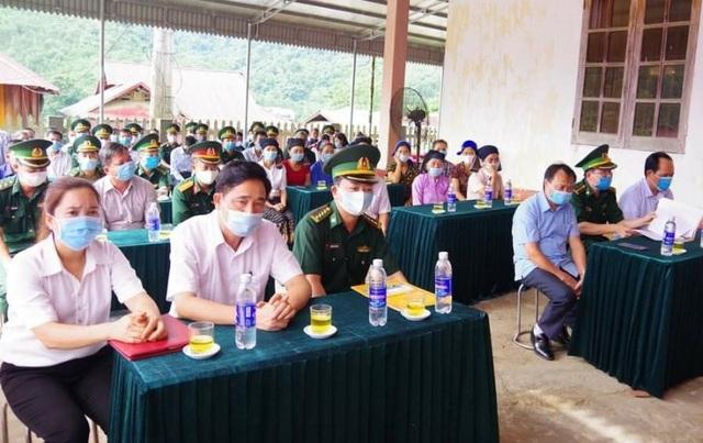 Thanh Hoá: Trao Bằng Tổ quốc ghi công cho Thiếu tá Vi Văn Nhất - 2