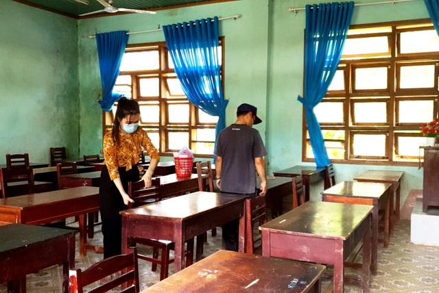Quảng Nam tổ chức thi tốt nghiệp ra sao ở những địa phương chưa có dịch? - 2