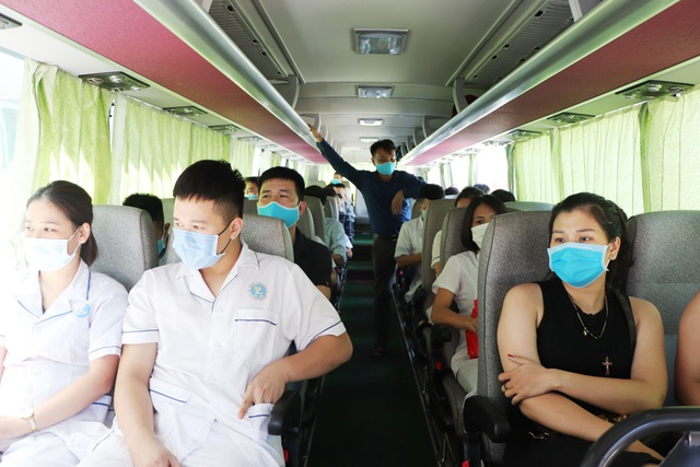 Nhiều địa phương tiếp tục chi viện Đà Nẵng, Quảng Nam chống dịch Covid-19 - 2